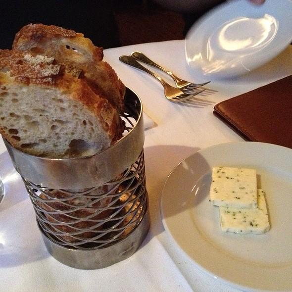 Bread Service - Snake River Grill, Jackson Hole, WY