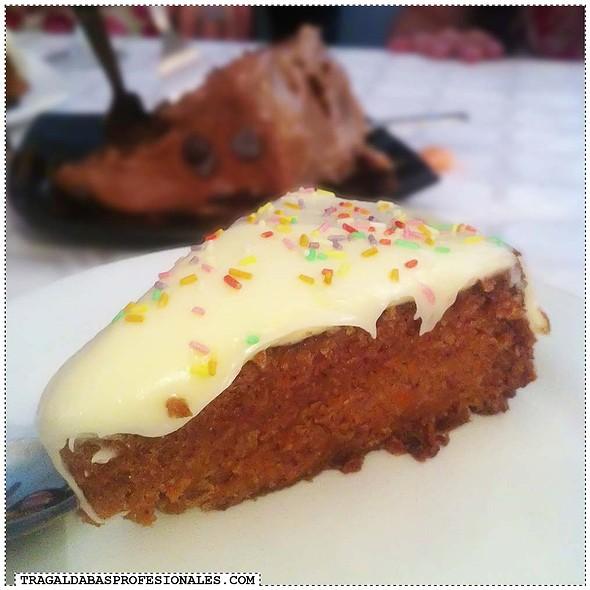 Carrot Cake @ Carmencita Bar