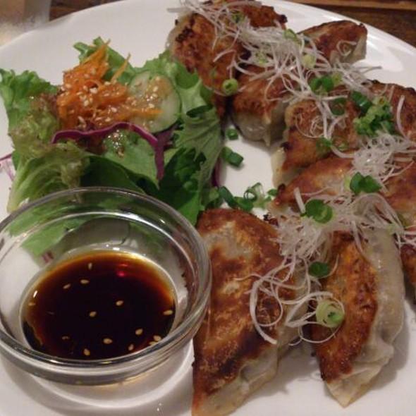 Vegetarian Gyoza