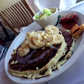 """Island Style"" Pancakes"