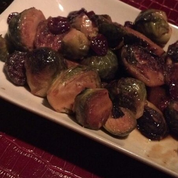 Bourbon Brussel Sprouts - Marketplace, Louisville, KY