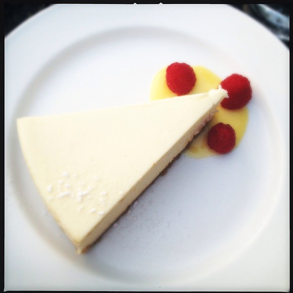 New York Cheesecake - Louis, Saint Paul, MN
