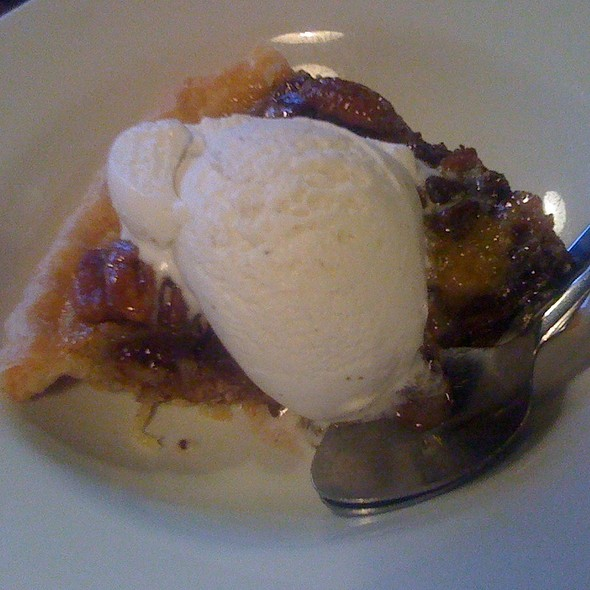 Bourbon Chocolate Pecan Pie @ Ricos World Kitchen