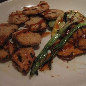 Barbecue Tofu