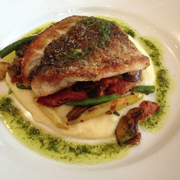 Pan Seared Barramundi - 312 Chicago, Chicago, IL