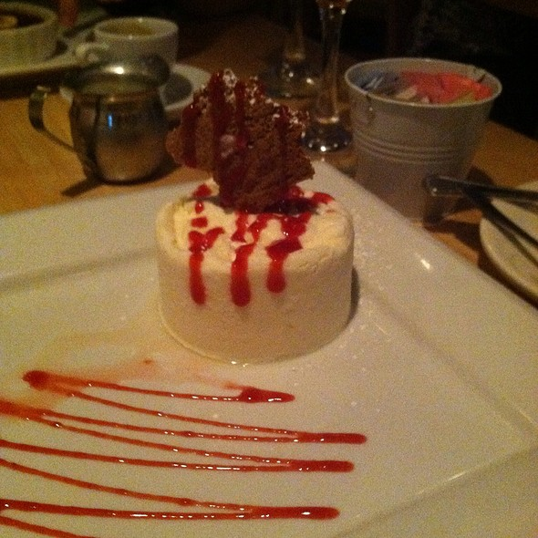 Lemon Dessert