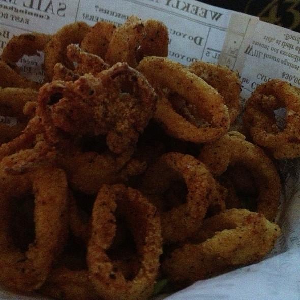 Fried Calamari @ Char Steakhouse - Red Bank, NJ