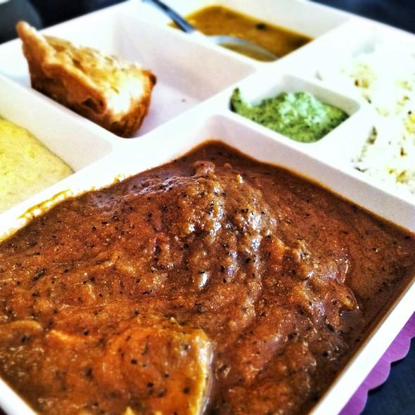 Kerala Pepper Chicken - Saffron Indian Cuisine Orlando, Orlando, FL