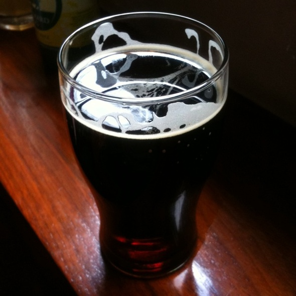 Matuska Dark Lager @ Euston Tap