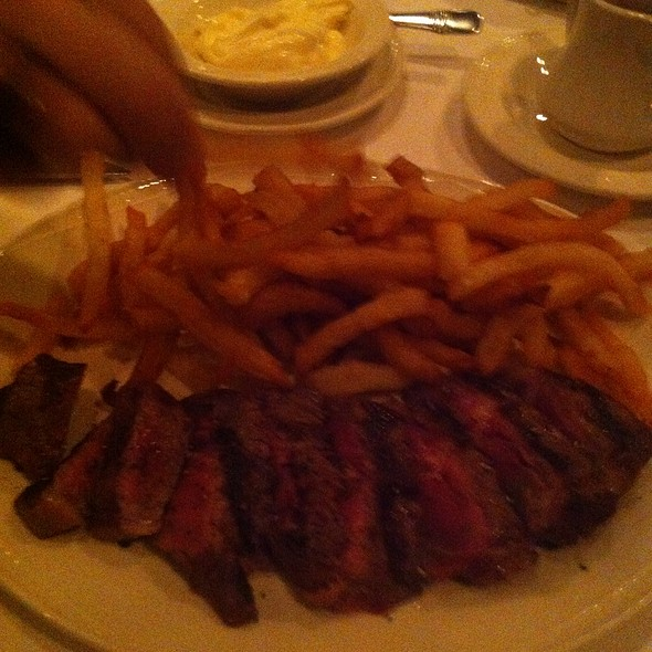 Steak-Frites - Moishes, Montréal, QC