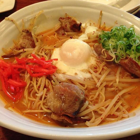 Spicy Yaki Ramen