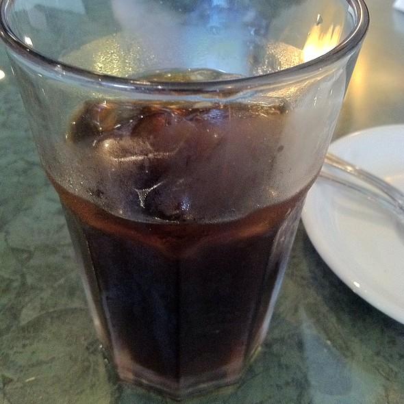 Iced Coffee @ Grindz