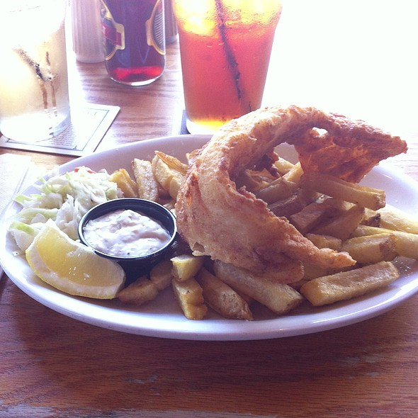 Fastnet Fish & Chips @ The Fastnet Pub