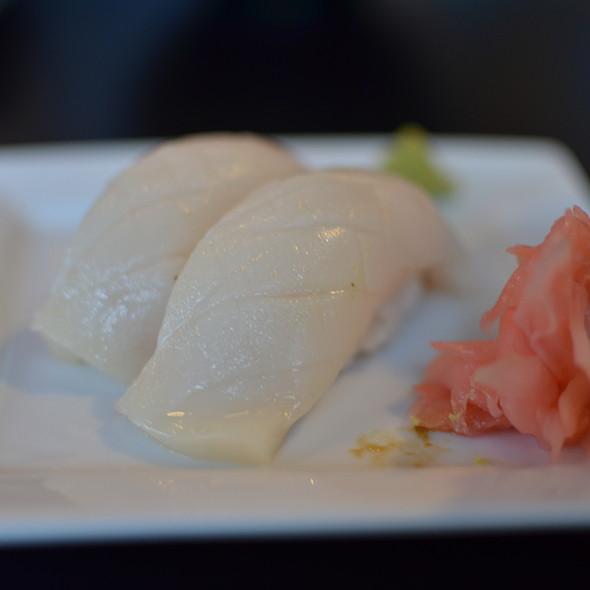 White Tuna - Sushi Bushido, Kapaa, HI