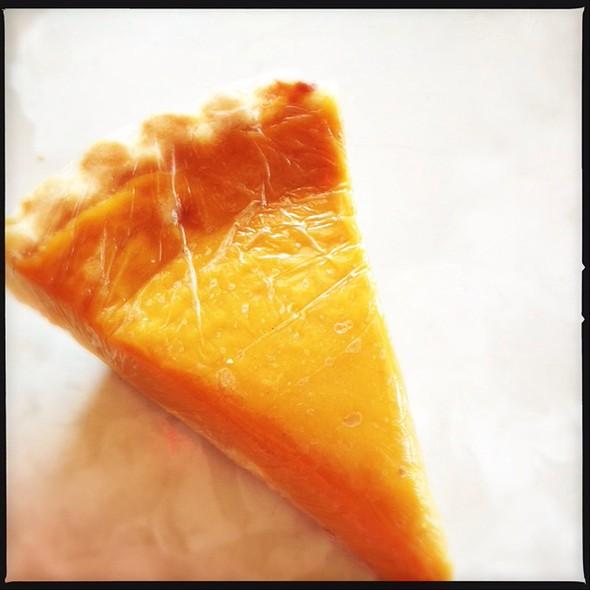 Sweet Potato Pie @ Fat Matt's Rib Shack