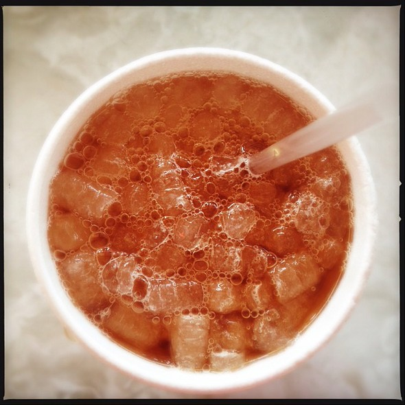 Sweet Tea @ Fat Matt's Rib Shack