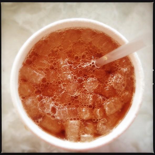 Sweet Tea @ Fat Matt's Rib Shack