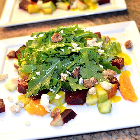 Arugula Salad - Kora restaurant - bar - lounge, Arlington, VA
