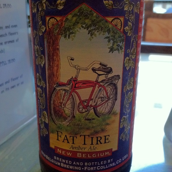 Fat Tire Amber Ale @ Thai Time Restaurant