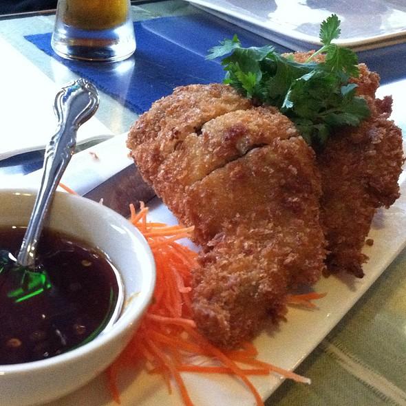 Angel Wings @ Thai Time Restaurant