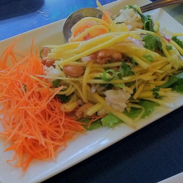 Mango Salad @ Thai Time Restaurant