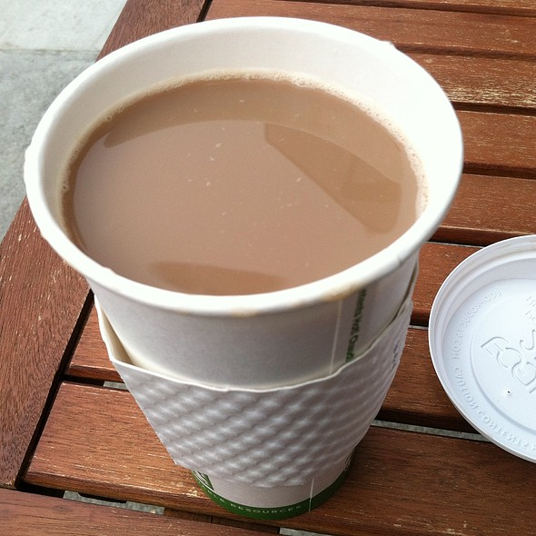 Spicy Chai @ Tea Here Now
