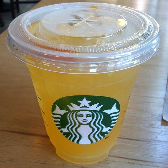 Valencia Orange @ Starbucks