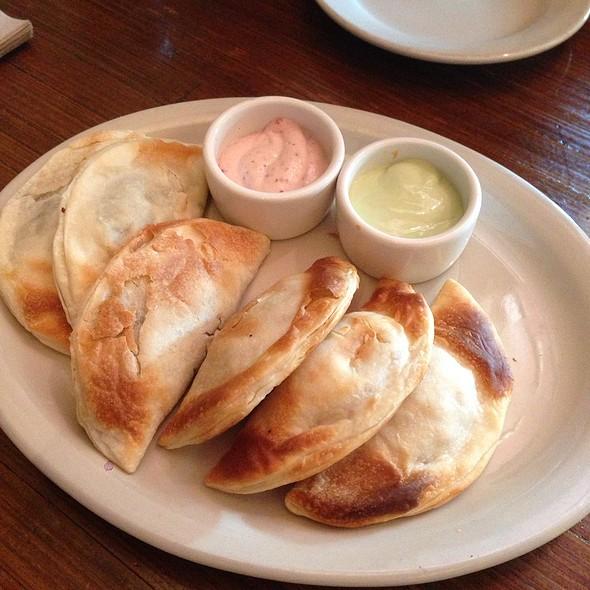 empanadas @ Simone's Bar