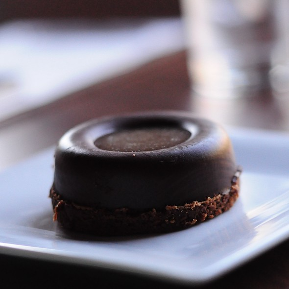 chocolate ganache @ JULIAN