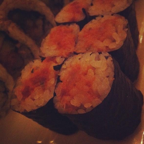 Spicy Tuna Sushi Roll - Jewel Bako, New York, NY