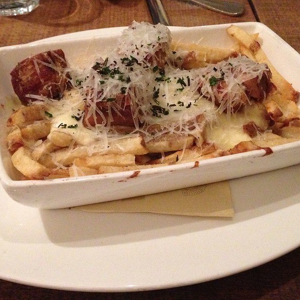 Poutine With Pork Belly @ Citizen's Band