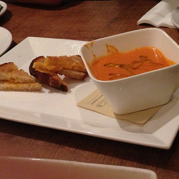 Tomato Soup and Grilled Cheese @ Citizen's Band