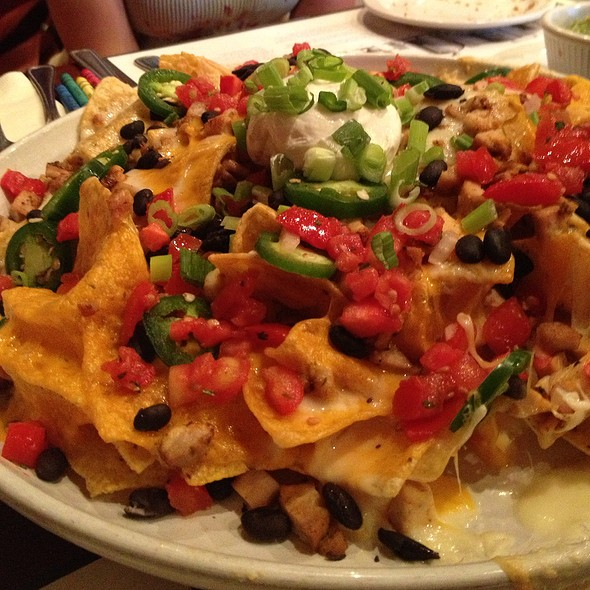 Chicken Nachos - Iron Hill Brewery - North Wales, North Wales, PA