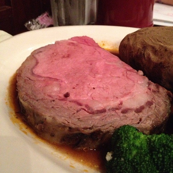 Roasted Prime Rib - Iron Hill Brewery - North Wales, North Wales, PA