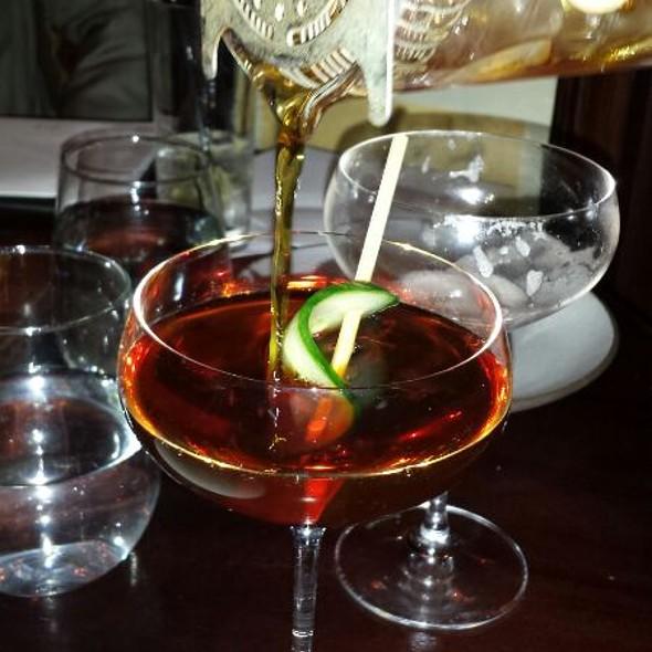 Bourbon - The NoMad, New York, NY