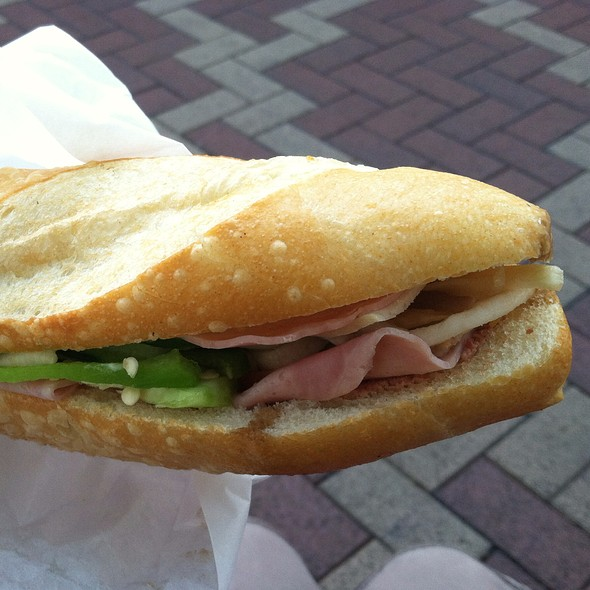 Banh Mi @ Ba Le Sandwich Shop