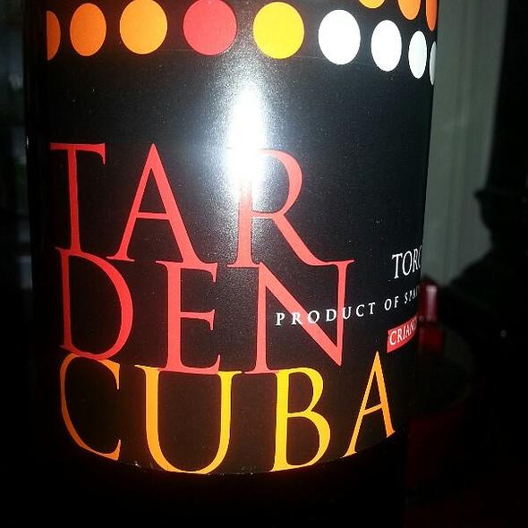Tardencuba Toro Red Wine @ Home