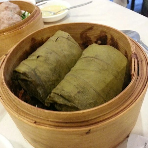 Lotus Leaf Wrapped Rice Dim Sum