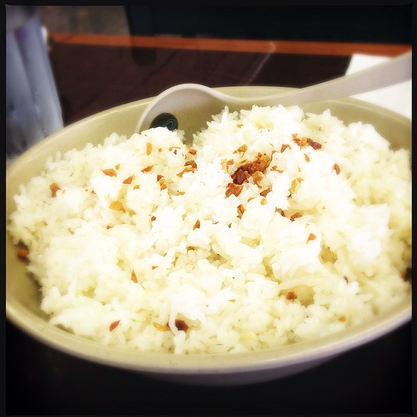 Garlic Rice @ Little Ongpin