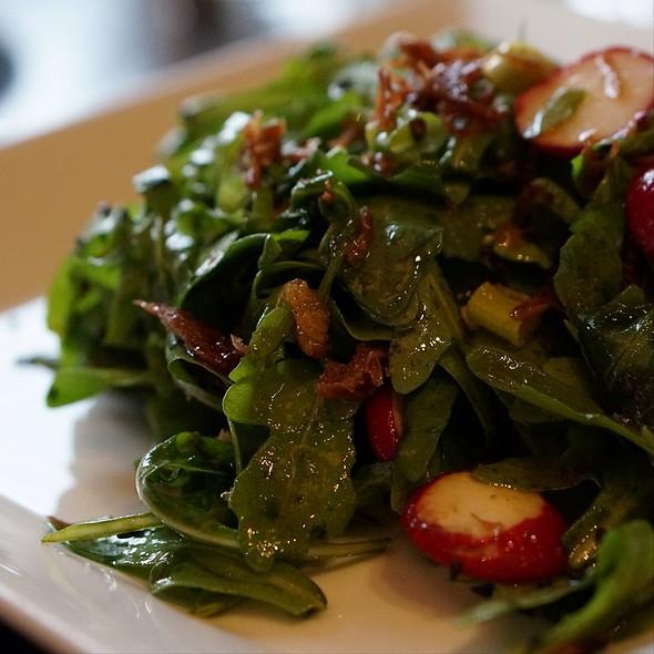 Crispy Duck Salad @ Ranazul