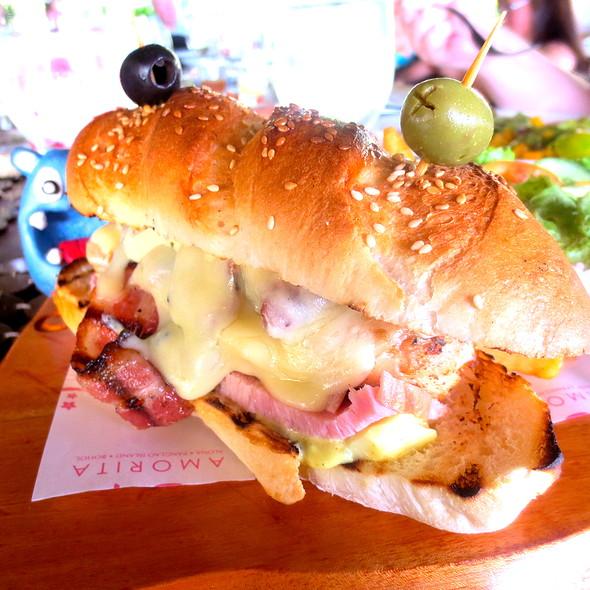 Amorita Club Sandwich @ Amorita Resort