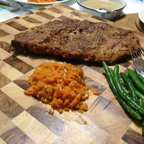Chicken Fried Steak @ Home