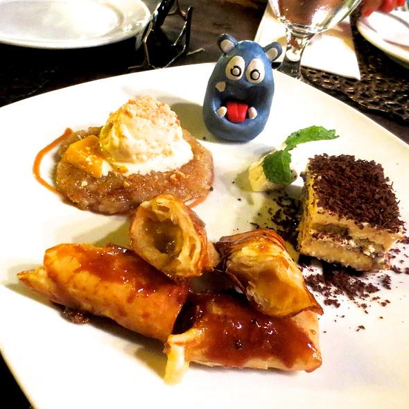 dessert buffet @ Amorita Resort
