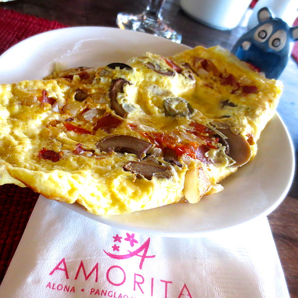 Omelette @ Amorita Resort