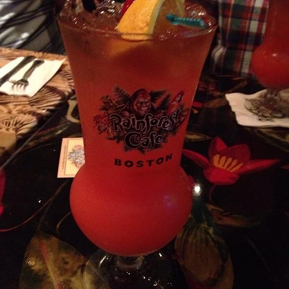 Mai Tai @ Rainbow Restaurant
