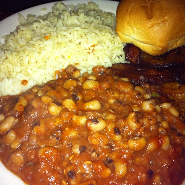 Kone Ni Makondo @ Bennachin Restaurant