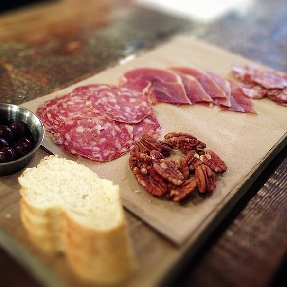 charcuterie @ Intelligentsia Coffee and Tea