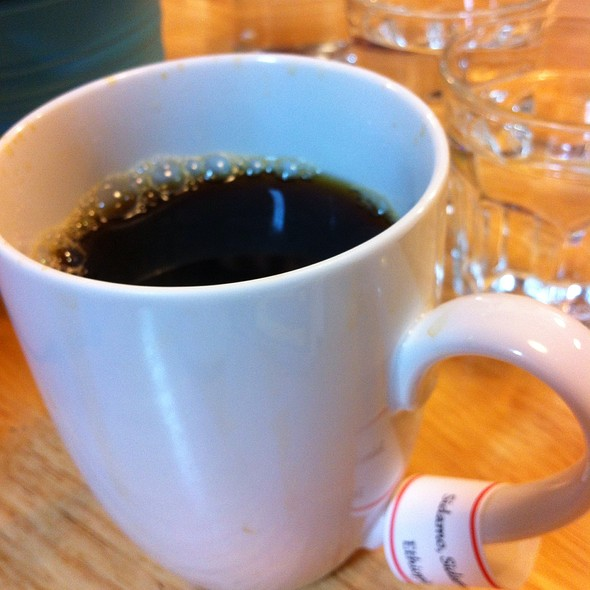 Black Coffee @ Ceresia Coffee