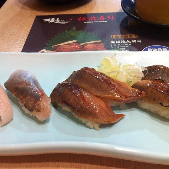 Sushi @ Tonkatsu Ginza Bairin 銀座梅林