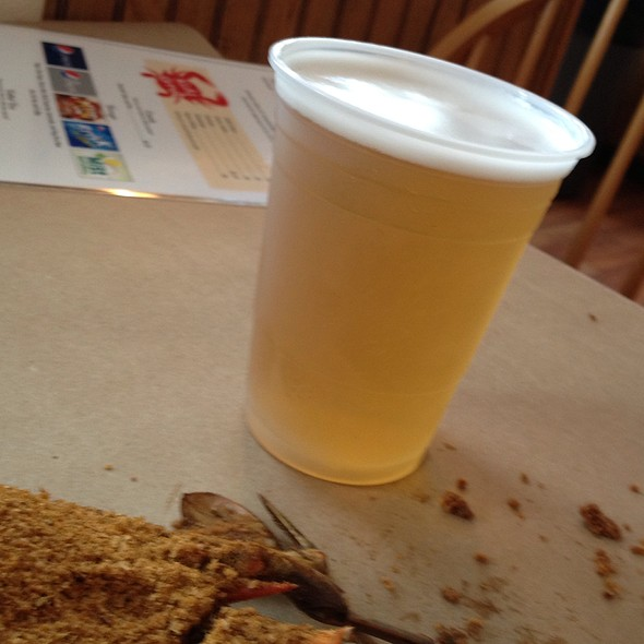 Natty Boh Beer @ L P Steamers Inc